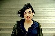 Foto de l'autor. Elif Batuman