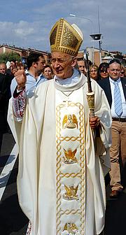 Forfatter foto. Camillo Cardinal Ruini, 2006. / Image by user Starlight, Wikipedia