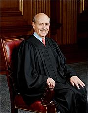 Forfatter foto. Wikimedia Commons (Official U.S. Supreme Court Portrait)