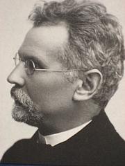 Forfatter foto. Wilhelm Feldman (1868-1919)
