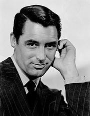 Foto de l'autor. Cary Grant