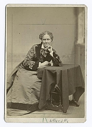 """Author photo. Courtesy of the <a href=""""http://digitalgallery.nypl.org/nypldigital/id?102694"""">NYPL Digital Gallery</a> (image use requires permission from the New York Public Library)"""