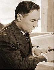 Författarporträtt. Wikipedia Entry