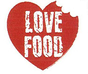 Foto do autor. Love Food, Parragon Books