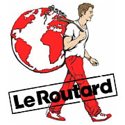 "Foto do autor. Par Les auteurs du guide du routard — Le Guide du routard., marque déposée, <a href=""https://fr.wikipedia.org/w/index.php?curid=9366779"" rel=""nofollow"" target=""_top"">https://fr.wikipedia.org/w/index.php?curid=9366779</a>"