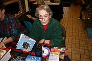Forfatter foto. Sue Henry