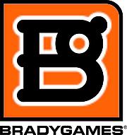 Fotografia de autor. BradyGames logo