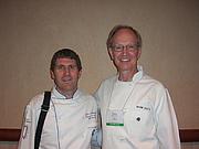 Autoren-Bild. Chef John Metcalfe and Author, Chef Wayne Gisslen