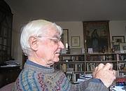 Kirjailijan kuva. via author's website