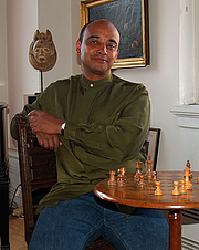 Kirjailijan kuva. Credit: David Shankbone, August 2007