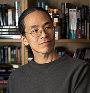 Photo de l'auteur(-trice). Ted Chiang, Madrid, Spain, 24/02/2011.