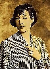 Fotografia de autor. wikipedia - Doris Langley Moore circa 1935