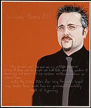 Fotografia de autor. American Who Tell the Truth Website ~ Portrait by Robert Shetterly