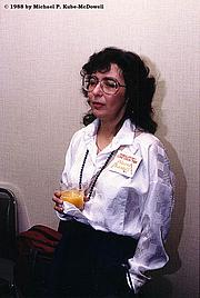 Author photo. Marta Randal 1988