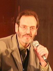 Författarporträtt. Radioflux, 2004