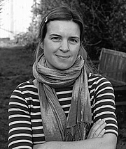 Författarporträtt. Elizabeth Roy Literary Agency
