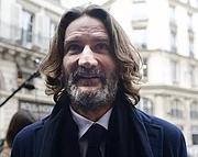 Photo de l'auteur(-trice). Frédéric Beigbeder, le 4 novembre 2019 à l'occasion de l'attribution du prix Renaudot dont il est membre du jury