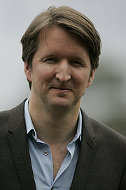 Foto de l'autor. Tom Hooper. Photo by Eva Rinaldi.
