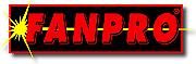 Kirjailijan kuva. Fanpro Logo