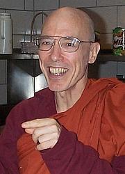 Photo de l'auteur(-trice). Bhikkhu Bodhi
