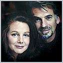 Foto do autor. Kenny & Julia Loggins ~ Photo courtesy of Hay House