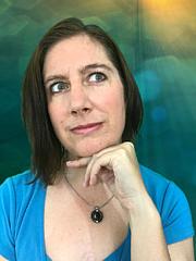 Author photo. Valerie J. Mikles - head shot