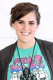 """Author photo. Author Claire Legrand at the 2018 Texas Book Festival in Austin, Texas, United States. By Larry D. Moore - Own work, CC BY-SA 4.0, <a href=""""https://commons.wikimedia.org/w/index.php?curid=74005481"""" rel=""""nofollow"""" target=""""_top"""">https://commons.wikimedia.org/w/index.php?curid=74005481</a>"""