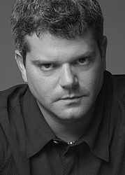 Author photo. Photograph by Patrik Andersson