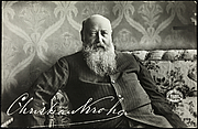 Fotografia de autor. Christian Krohg (ca 1903)