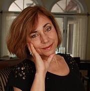 Kirjailijan kuva. elenagorokhova.com