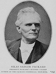 Foto de l'autor. Image from <b><i>Notable New Yorkers of 1896-1899 : a companion volume to King's handbook of New York City</i></b> (1899) by Moses King