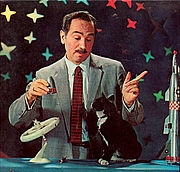 Foto del autor. Dr. Daniel Q. Posin/1959 CBS publicity photo