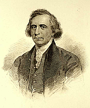 Fotografia de autor. Engraving by P. Halpin. Published in Mary S. Austin : Philip Freneau, the poet of the Revolution : a history of his life and times. 1901.