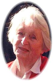 Author photo. Margaret Hillert