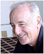 Kirjailijan kuva. George Ikonomopoulos