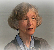 Author photo. Mary Downing Hahn. 2009 Baltimore Book Festival. ©2009