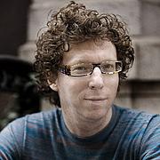 Författarporträtt. Arnon Grunberg - Photo by: Keke Keukelaar
