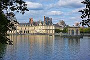 Foto do autor. Musée du Château de Fontainebleau