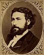 Foto do autor. Photo by Alphonse J. Liébert
