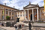 Forfatter foto. Ashmolean Museum, Oxford