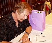 Foto del autor. Credit: Szymon Sokół, 2005, Glasgow, Scotland
