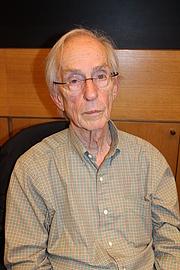 """Author photo. Howard S. Becker à l'École des hautes études en sciences sociales, à Paris. By Thierry Caro - Own work, CC BY-SA 3.0, <a href=""""//commons.wikimedia.org/w/index.php?curid=22562108"""" rel=""""nofollow"""" target=""""_top"""">https://commons.wikimedia.org/w/index.php?curid=22562108</a>"""
