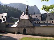Foto de l'autor. La Grande Chartreuse, 2006.  Photo by user Eusebius / Wikimedia Commons.