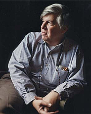 Author photo. A photo of Stephen Jay Gould, by Kathy Chapman online