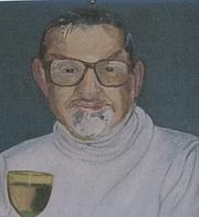 Forfatter foto. Kamil Václav Zvelebil, PhD.