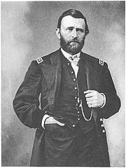 "Foto de l'autor. Source: ""Captains of the Civil War,"" <br>by William Wood (New Haven, 1921) <br>(Project Gutenberg)"