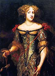 Foto del autor. Liselotte v. der Pfalz als Diana, ca. 1670, Museum Schloss Fasanerie, Eichenzell