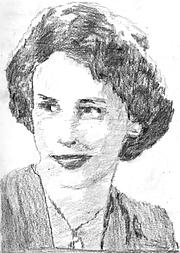 Författarporträtt. John Burlinson