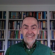 Foto do autor. William Stallings