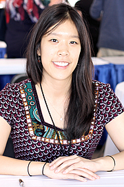 "Forfatter foto. Author Lillian Li at the 2018 Texas Book Festival in Austin, Texas, United States. By Larry D. Moore - Own work, CC BY-SA 4.0, <a href=""https://commons.wikimedia.org/w/index.php?curid=74067274"" rel=""nofollow"" target=""_top"">https://commons.wikimedia.org/w/index.php?curid=74067274</a>"